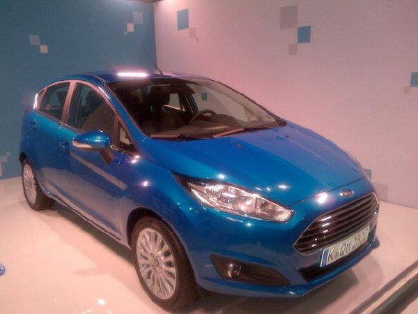Ford Tech Drive Rom
