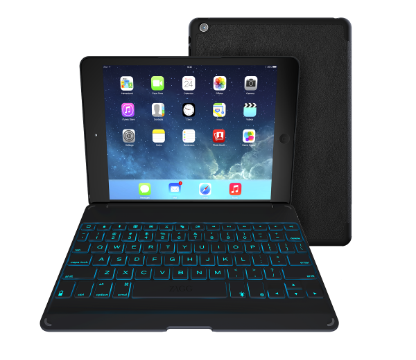 ZAGGkeys Folio für das iPad Air