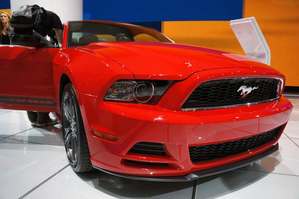 Ford NAIAS Detroit