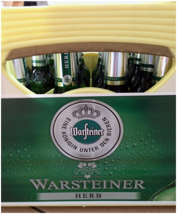 Ausprobiert - Warsteiner Premium Herb