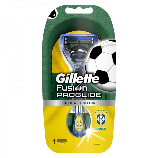 Gillette Fusion ProGlide Länderedition