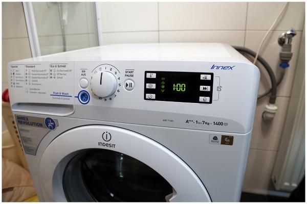 INDESIT Waschmaschine Innex