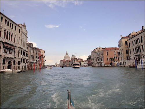 Werbung | Sony Twilight – Fotos von der Location in Venedig