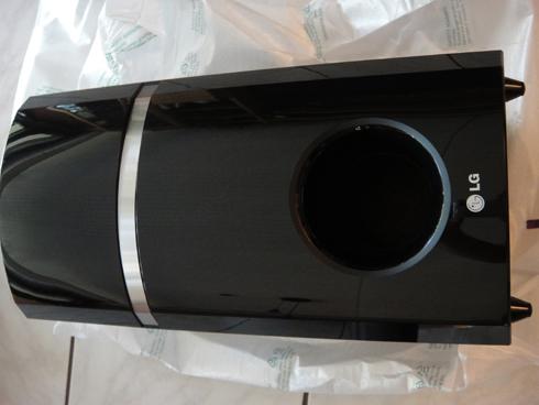 Werbung | Ausgepackt: LG HB45E Heimkinosystem
