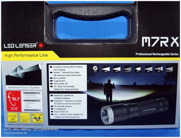 LED Lenser M7RX