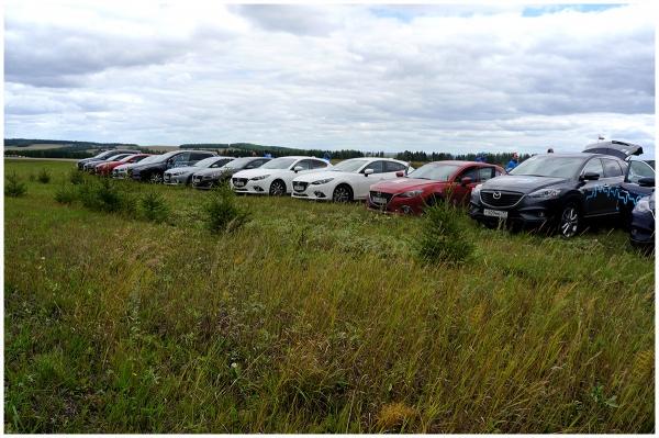 #MazdaRoute3 – So lief das Abenteuer Russland