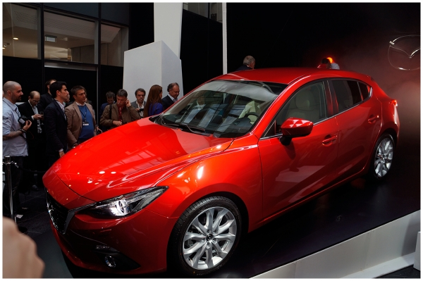 Happy Birthday Mazda - Der Mazda 3 geht in die neue Generation