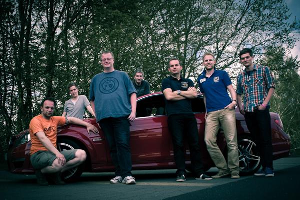 Werbung | Unterwegs mit dem Mercedes-Benz C 63 AMG Coupé zur DTM 2012 in Hockenheim