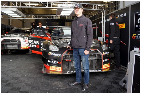 Blanpain1000 – Nissan GT-R Nismo GT3 und die GT Acadamy