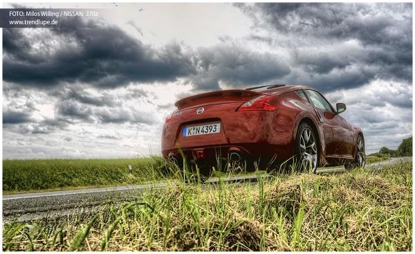 Nissan 370Z – Sportcoupé mit Spaß Garantie