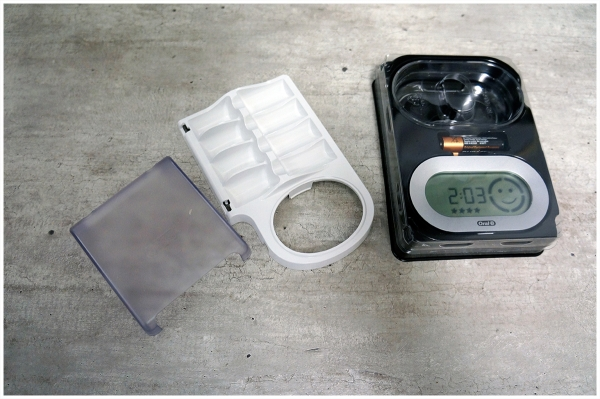 Ausgepackt: Oral-B TriZone 7000 mit SmartGuide
