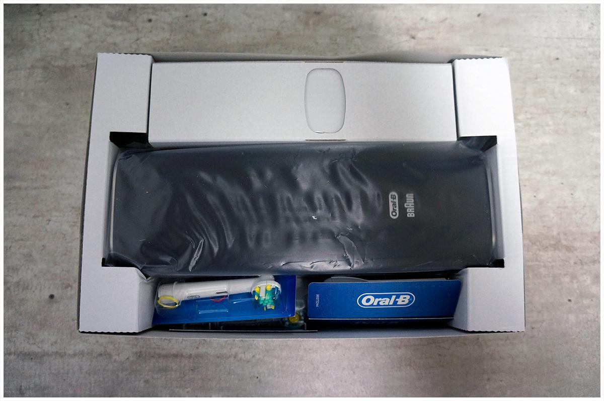 Ausgepackt Oral B Trizone 7000 Mit Smartguide Trendlupe Ein