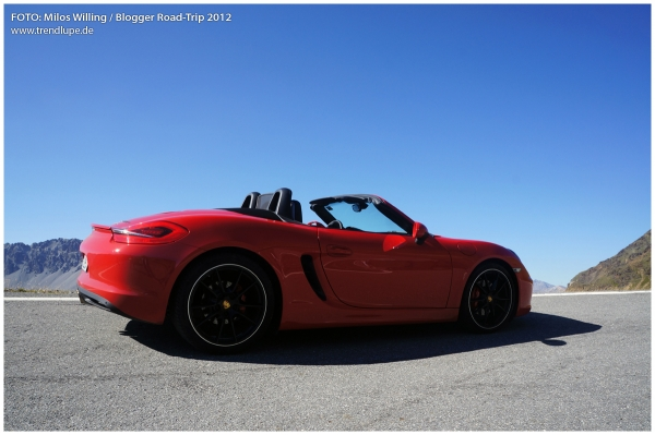 Werbung | Mit Porsche auf dem Stilfser Joch – Blogger Road-Trip