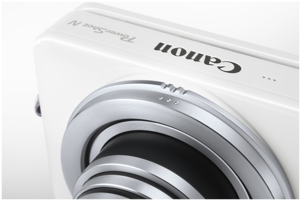 PowerShot N Close-up Images