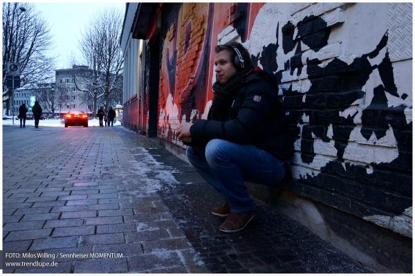 Image your City - Sennheiser Momentum