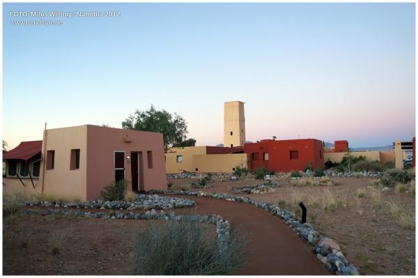Sossusvlei Desert Lodge
