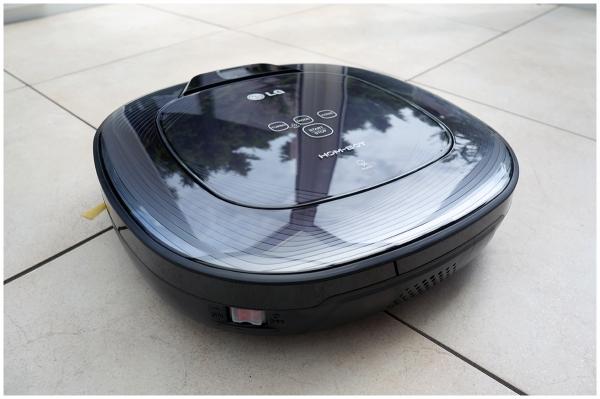 Staubsaugerroboter LG HomBot Square VR6270