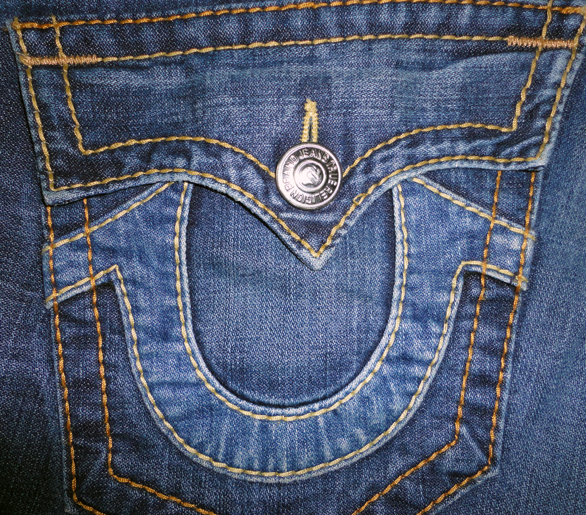 True religion horseshoe
