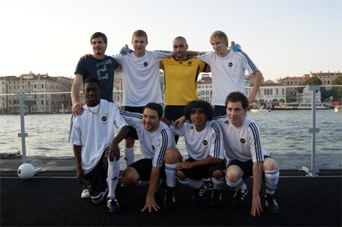Werbung | David Breimer – Foto Impressionen aus Venedig – Sony Twilight Football