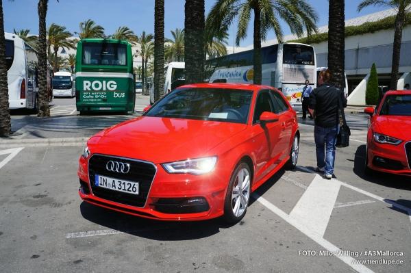 Audi A3 Mallorca