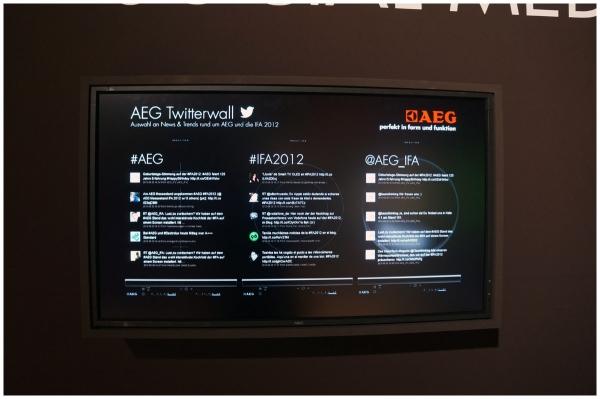 AEG IFA 2012