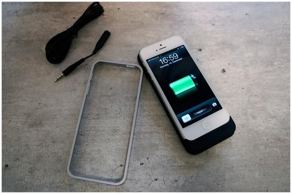 iBattz Mojo Refuel Battery Case for iPhone 5/5S