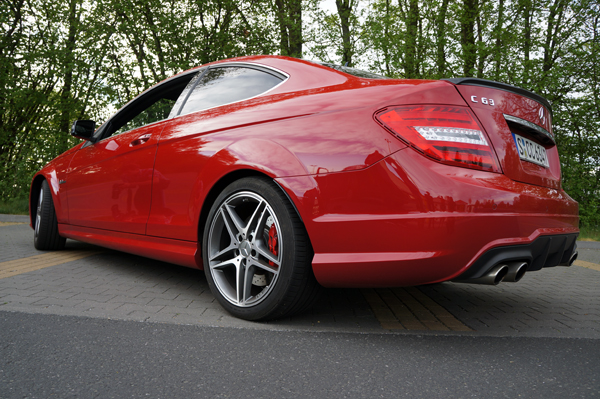 AMG C 63 Coupe