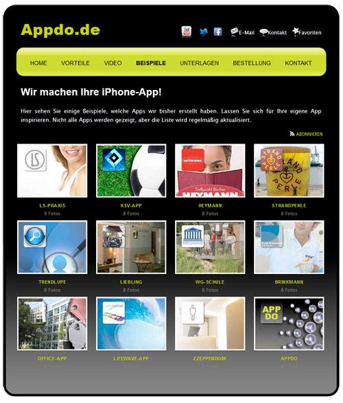 Deine Eigene Iphone Visitenkarten App Trendlupe Ein