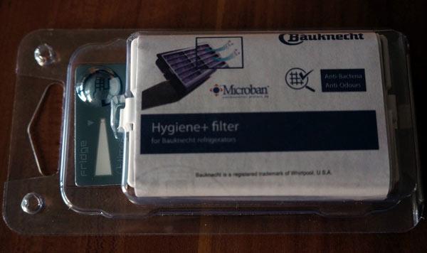 Kühlschrank Hygiene Filter : Test: hygiene filter im bauknecht kgn 335 bio a io u2022 trendlupe