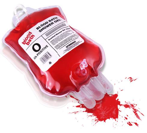 Werbung | Blutbad Duschgel – Schaurig schön kann nur ein Duschbad sein