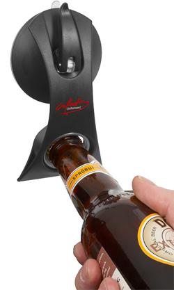 Werbung   Allzeit bereit am richtigen Ort: der Bottle-Butler