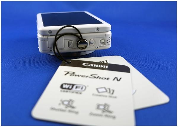 neue Canon Powershot N
