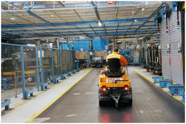 Werksbesuch bei Ford in Köln #forddrive
