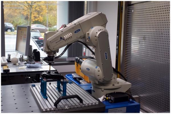 Ford Haptik-Roboter Ruth