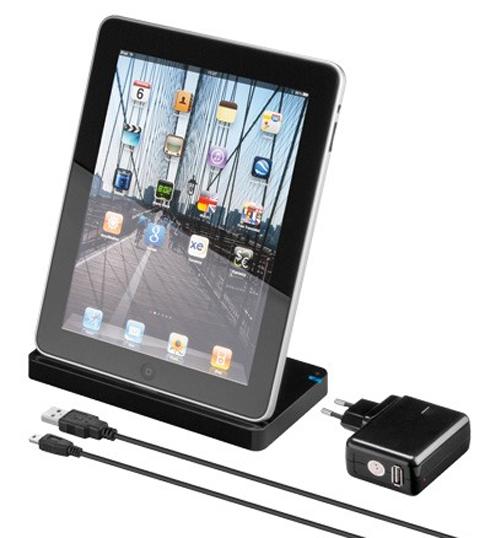 Werbung | iPad Dock Deluxe
