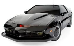 Werbung   Kleines Auto lässt Männerherzen höher schlagen – KITT Knight Rider ferngesteuert