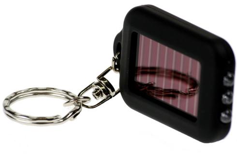 Werbung | LED-Taschenlampe – Leucht-Power durch Solar-Power