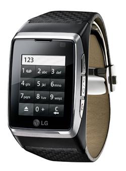 Werbung | LG GD910 Watchphone – Das erste 3G-Handy im Armbanduhr-Format