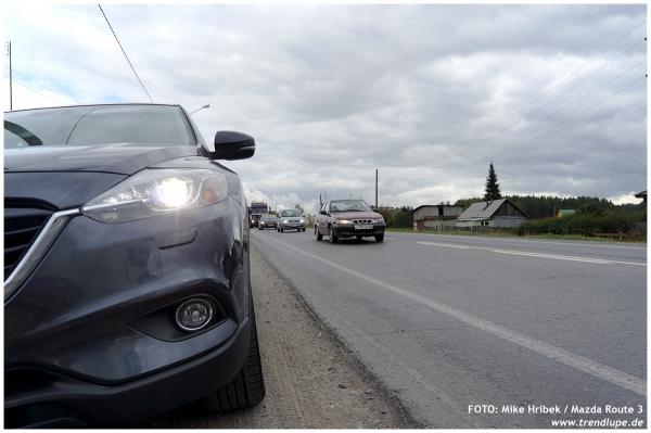 #MazdaRoute3