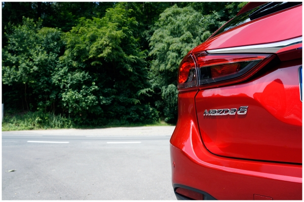 Dritte Mazda 6 Generation