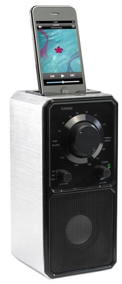 Test Designer Musikstation Für Iphone Mp3 Player Oder Radio