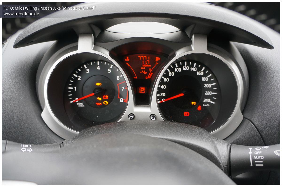 Polarisierende erscheinung nissan juke ministry of for Nissan juke innenraum