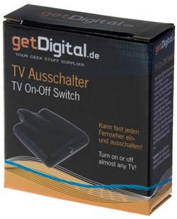 Werbung | Schluss mit dem störenden Fernseher – der TV-Ausschalter kann helfen!