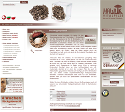 Werbung | Das Wunderwerk Pilz – Pilze selber züchten
