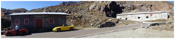 Blogger Porsche Road Trip