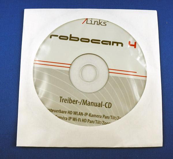 RoboCam IV