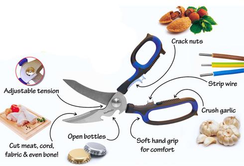 Werbung | Smart Scissors – Schere 2.0