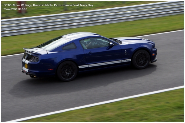 Brands Hatch Ford Perfomance Track Day