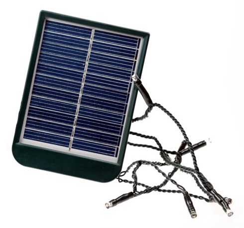 Werbung | Gartenlicht für laue Sommernächte – Solarzellen