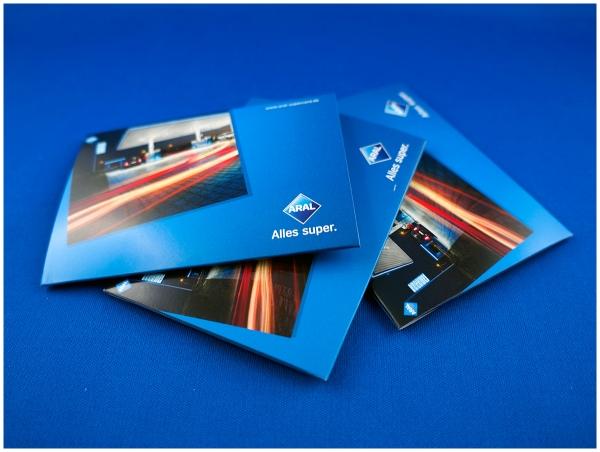 Gewinnspiel: Gewinne eine von 3 Aral SuperCard mit 100€ Guthaben
